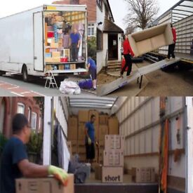 Hertfordshire Moving Services House Removal Office Collections CHEAP Man & Van Hire Waste Clearance