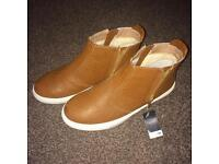 Brand new with tags leather ankle boots Next size 5