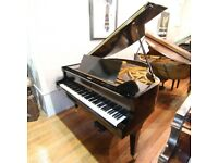 Welmar Baby Grand Piano Black By Sherwood Phoenix