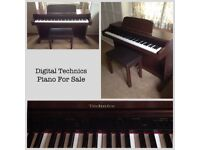 Technics PX 332M Digital Piano with Stool