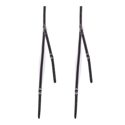 Cinghia per cintura a fisarmonica da 2 pezzi per accessori per strumenti a
