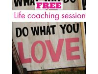 FREE 1 to 1 Life Coaching offered
