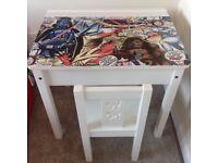 Kids Star Wars Desk & Chair
