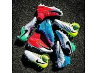 Football boots wanted
