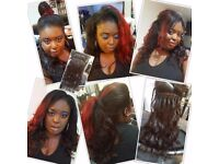 Affordable hair extensions european/afro