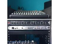 Focusrite TrakMaster Channel Strip