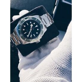 Tudor Black Bay Harrods Special Edition, Rolex, Breitling, Omega