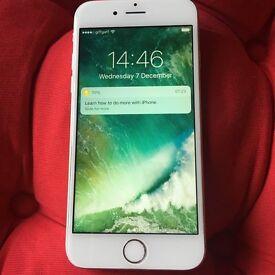Iphone 6 Silver 64 GB Unlocked
