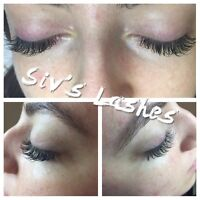 Eyelash Extensions in the West-Island !