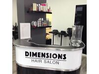 Hair extensions by Tammy/ Dimensions Bo,ness