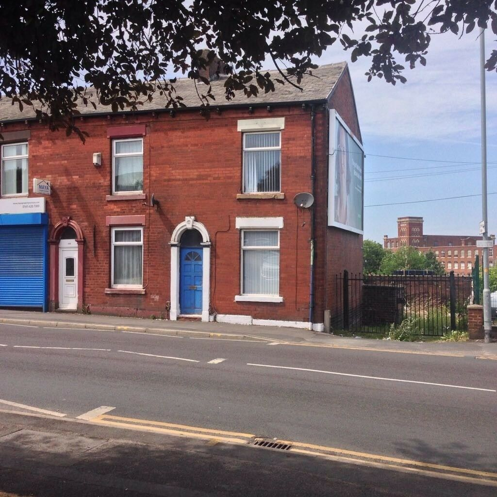 2 Bedroom House For Rent In Oldham Near Hospital And Town