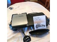 George Foreman six portion grill