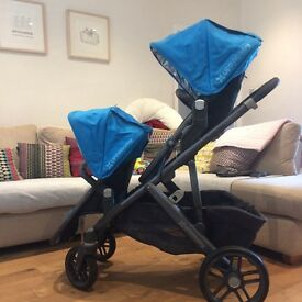 Upperbaby Vista Double Buggy 2015