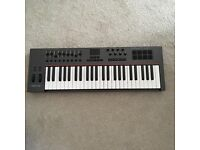Impact LX 49 note MIDI synth - Mint Condition (used once) - 9 faders/9 MIDI buttons,