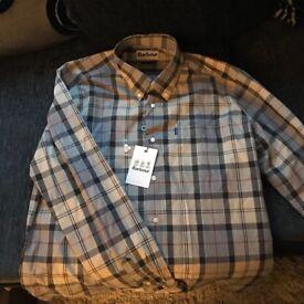 Barbour Shirt (Size Large)