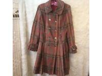 Per una coat size 12