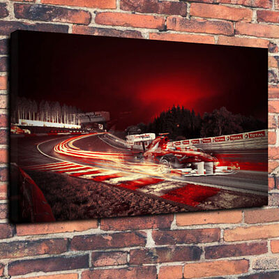 Printed Box Canvas Picture A1.30