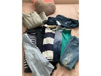 Boys bundle clothes 11-12 years old