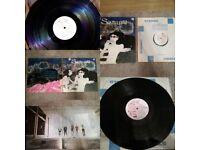 Rare Samurai Vinyl 1971