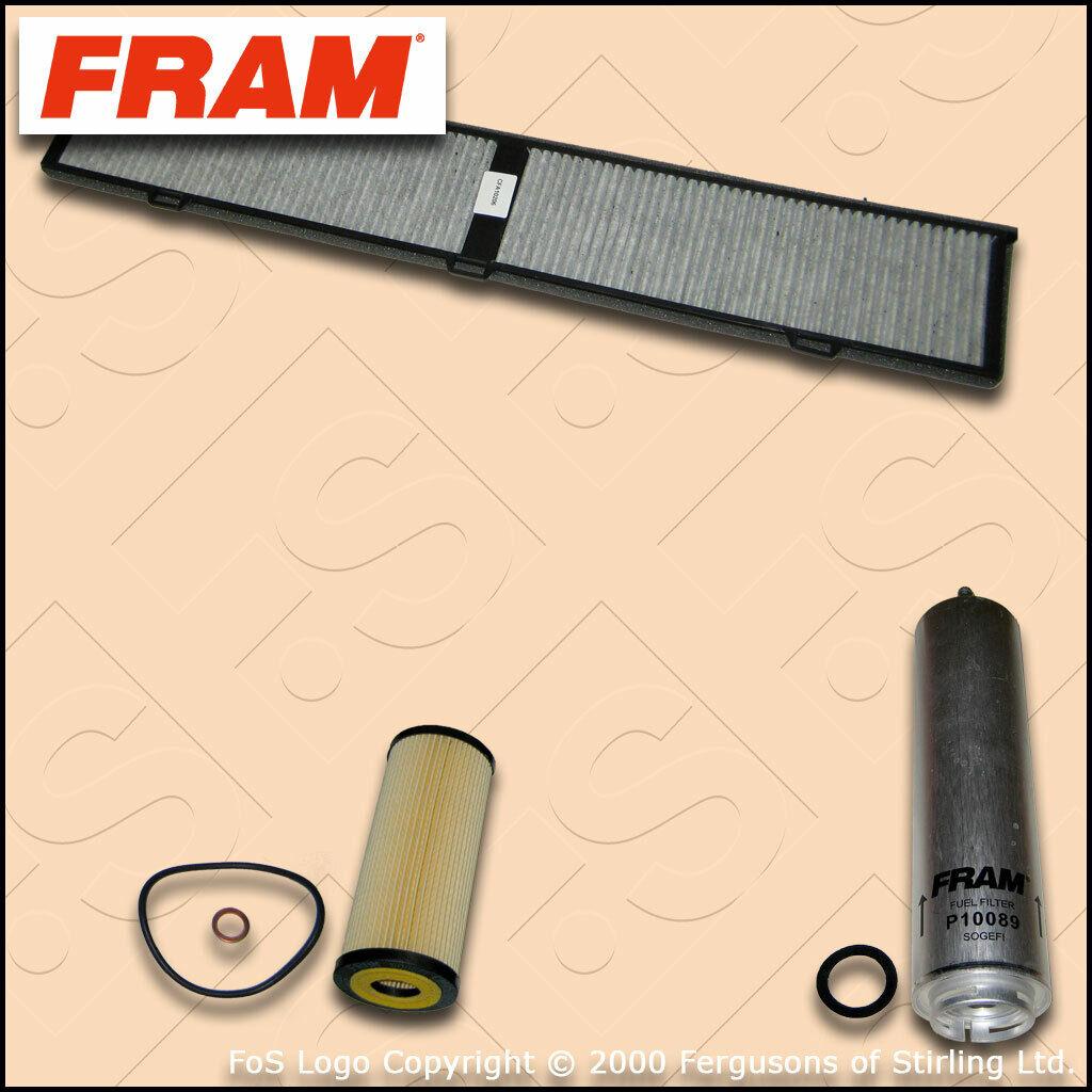 Pour BMW Série 3 320d 2.0 d E46 TOURING 3pc service kit huile air et filtre à carburant