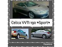 ★CELICA VVTI-190 SPORT ★.....