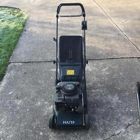 Hayter harrier 41 self propelled lawnmower
