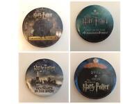 WANTED: Harry Potter Studio Tour/Cursed Child Button Badges
