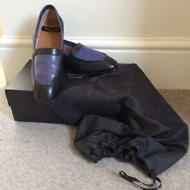 PAUL SMITH LADIES LEATHER DESIGNER LOAFERS FOR SALE