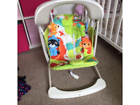 Still available 23/04/17 Fisher Price Swing Rocker Musical Electric