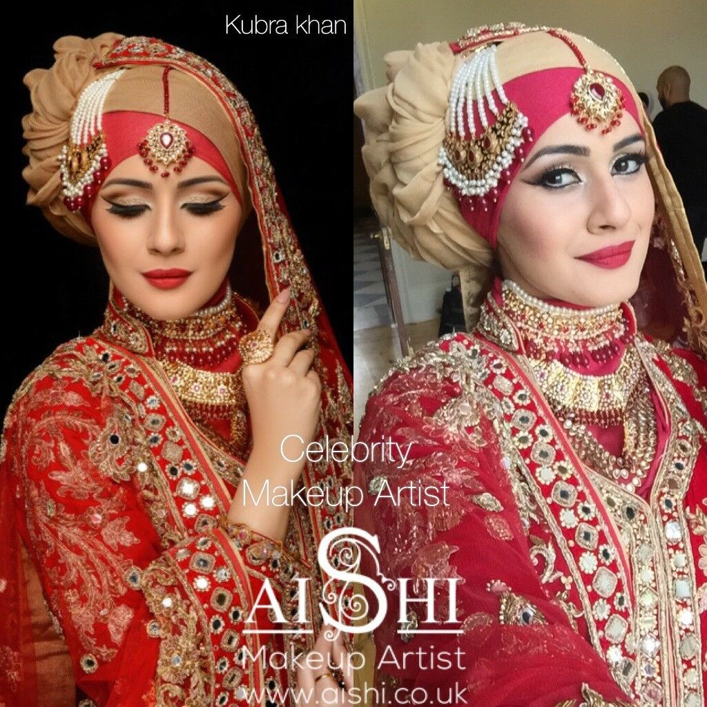 Mac & Alle'nora Asian Bridal Make up Artist,