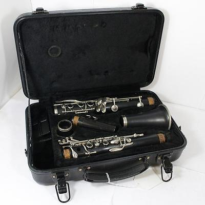 Selmer USA Omega Bb Wood Clarinet w/ Case