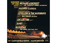 blossoms sound of the city 2017.