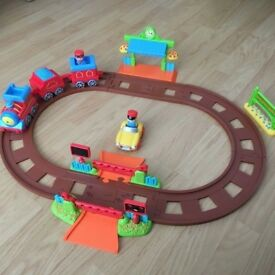 HAPPYLAND: Country Train