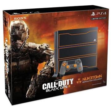 Playstation 4 1TB Call of Duty: Black Ops 3 Limited Edition