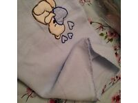 Cot bedding bundle £20