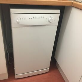 White Dishwasher Used Condition 33.5 X 18.5 Inches