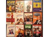 12 Comedy/ standup DVD bundle