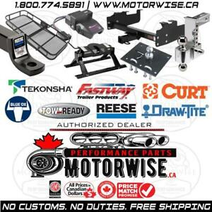 Towing Products | Hitches | Gooseneck | Fifth Wheel | Brake Controller & More | Buy and Shop at www.motorwise.ca