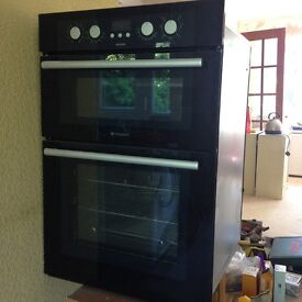 Hotpoint Built-In Double Oven