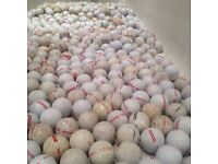 380 mixed golf balls