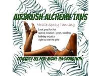 Airbrush Tans FROM