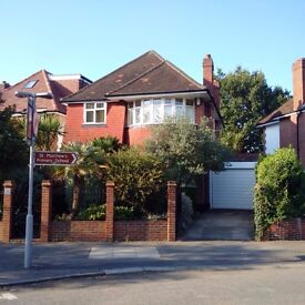 * Spacious 3 bed family house * Newly refurbished * Ideally located close to Wimbledon Village *
