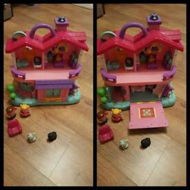 Toddler little play house