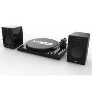 Altec Lansing ALT-900 Turntable Stereo System - with Bluetooth Speakers