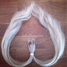 Hair Extension re-tipping!