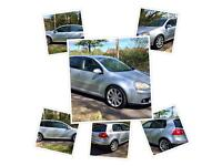 HIGH SPEC !!!! VW GOLF GT 2.0 TDI 5dr