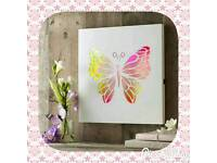 ☆ Light Up Butterfly Picture ☆