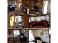 2 BEDROOM STATIC CARAVAN £3,500 Sited in Moorlands caravan park Llang. TEL:- 07814458962