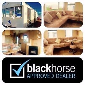 **PERFECT STARTER FAMILY CARAVAN FOR SALE AT SANDY BAY HOLIDAY PARK**DIRECT BEACH ACCESS 12 MONTHS