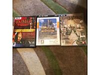 Pc Games x3